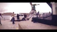 【洁癖男】法国Maxence - Parkour and Freerunning