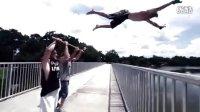 【洁癖男】美国Rilla Hops 300% - Let 'Em Come - Parkour - Freerunning