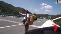 环球旅行 行走历险记 第2集 实拍徒步搭车进古城西安