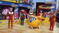 超级飞侠 迪斯尼玩具 乐高多多变形机器人套装 乐迪发射机库套装