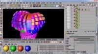C4D小动画制作教程 千变万化的魔幻小球
