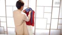 「上下」丝巾 造型小课堂(4)