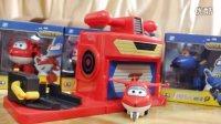 超级飞侠 迪斯尼玩具 乐迪发射机库套装 乐迪变形机器人