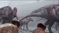 电影片段与花絮(112)与恐龙同行3D 先行版预告片