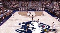 【布鲁】NBA2K16生涯模式:大学9分钟狂砍35分!选秀前三顺位!(二)
