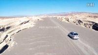 【汽车航拍】速度季25万公里启辰D50新疆(1)雅丹地貌飞驰 Feelauto.net拍摄作品