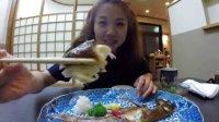 白神高级鱼料理 可以体的验狂欢节 佞武多来了