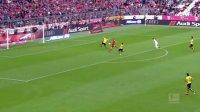 德甲第八轮五佳球 穆勒开启拜仁大胜序幕