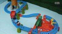 托马斯小火车电动城堡大冒险套装 轨道玩具 托马斯和他的朋友们