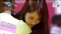 【瘦瘦】中字综艺 女团APINK AOA EXID Red Velvet Girls day TARA Secret  九缪斯 2015中秋偶像运动会