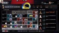 布鲁【NBA2K16】传奇经理(3)林书豪小库里加盟勇士继续调整阵容