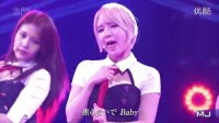 【Sxin隋鑫】[超清现场]151004 AOA - Oh Boy NHK Music Japan