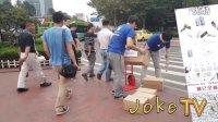 【JokeTV恶搞第1期】苹果店员狂摔iPhone6S iPhone 6S Plus