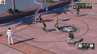 布鲁【NBA2K16】街头公园 两连胜!连克99满能力对手(2)