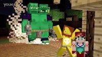 【小本】我的世界生活大冒险ep01〓双头食人魔〓MC模拟人生=Minecraft