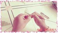 燕子手工:棒针基础之燕子的棒针收针法