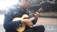 尤克里里ukulele茉莉花指弹-Happy【爱uku的小伙伴们02】
