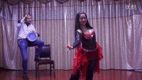 肚皮舞教学 Ruben大师盛秀清法式优雅zouk节奏示范讲解 武汉肚皮舞教练培训