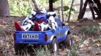 RC4WD TF2和强袭,TRAIL FINDER 2 & Strike Gundam