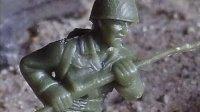 【MARX早年】陆军军队玩具兵人套装电视广告