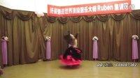 盛秀清镜面教学看百遍哭百遍《永不回头》|武汉光谷肚皮舞教练培训