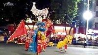 琼花业余舞集一分享2015年11月佛山市秋色文化节缤纷夜手机拍摄现场短视频(26)