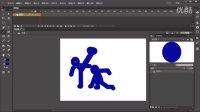 FLASH火柴人动画教程 002 人物的各种动态和情绪表现