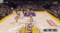 布鲁【NBA2K16】MC生涯模式 湖人队VS灰熊 三双小胜(三十)
