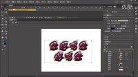 FLASH CC版教程 6 文本与滤镜特效