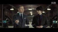 """欧米茄与《007:幽灵党》——揭秘全新海马300""""幽灵党""""007限量版腕表"""