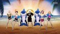 王蓉 2015最强神曲《鲨鱼鲨鱼》登场