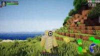 【虾米解说】我的世界Minecraft:虚无世界大冒险第0集,可怕的独眼龙以及大黄鸡