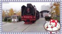 惊奇发现  世界上仅存的蒸汽火车  难得一见!
