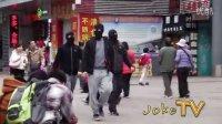 【JokeTV恶搞第3期】中国这伙黑头套分子的所作所为惊呆所有人!