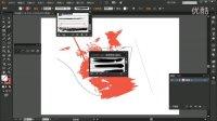 AI CC2015版视频教程 005 直线、弧线、螺旋线