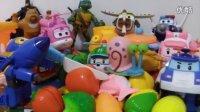 超级飞侠酷飞★切切切看水果玩具★切切切切苹果 变形警车珀利 海绵宝宝的宠物小蜗 熊