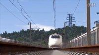 模拟火车 CRH2A宣传片