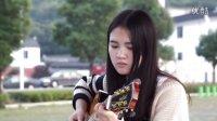《安河桥》朱丽叶指弹吉他弹唱吉他独奏吉他教学吉他自学入门教程尤克里里