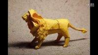 折纸王子教你折神谷哲史的狮子(测试版)第一段