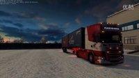 欧洲卡车模拟2 - 斯堪尼亚行车