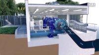 水泵动画=水电机组=阀门动画=工业动画