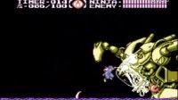【颜小白】fc忍者龙剑传3 惊险一命通关 吹牛逼吹大了