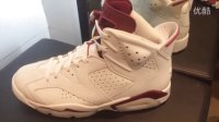龙哥号外01  Air Jordan 6 Maroon