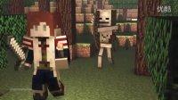 【小枫的Minecraft小游戏】我的世界:吸血鬼大战 - 团结就是力量!
