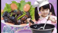 《彤宝的舌尖》第003期 5岁宝宝爱吃虫 爆炒茧蛹