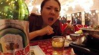 初吃北京羊蝎子