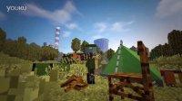 【小枫的Minecraft】我的世界DAYZ模组:切尔诺贝利惊魂.ep1-尸变陌路!