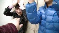 搞笑微电影《擒匪记》俞进江自编自导自拍自演2015年12月摄于上海