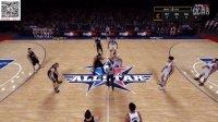 【布鲁】NBA2K16 MC生涯模式参加全明星新秀挑战赛(三十三)