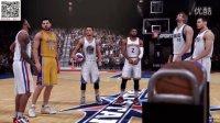 NBA2K16 三分球大赛冠军!和库里比三分(三十四)